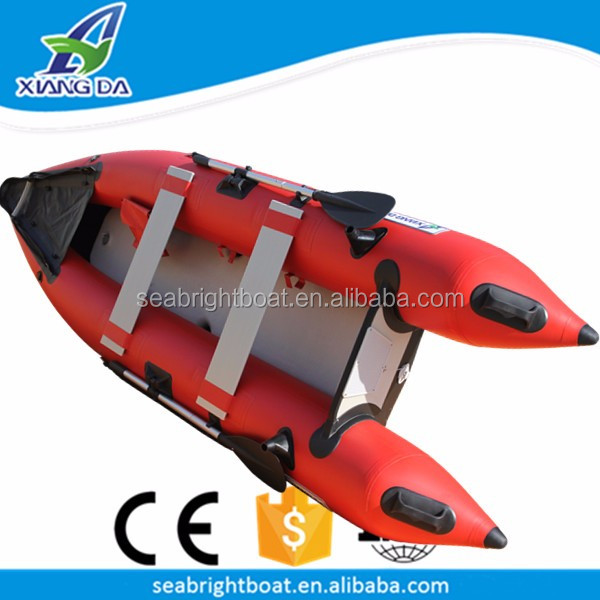 CE Certification and PVC Hull Material Best 2 Person Kayak Inflatable Boat Float Tube Fishing with Prices