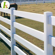 Portable 4 Rail Horse Paddock Fence