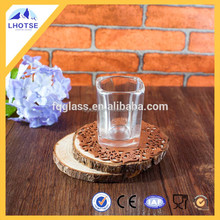 2oz Square Shot Glass Cups Wholesale Shot Glass From Anhui Factory