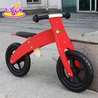 2016 wholesale cheap wooden bicycle for kids W16C143