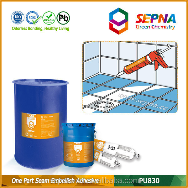 China manufacturer one component self leveling sidewalks joint sealant no tooling joint sealant