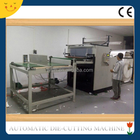 Good sale die-cutting automatic paper cup die cutting machine