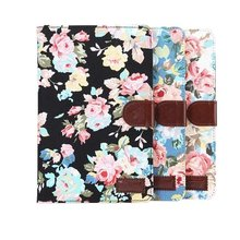 Tablet wallet leather case for iPad Pro with stand, Fancy flower PU case for iPad Pro 9.7