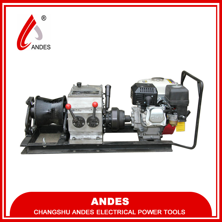 High Quality Engine Power Capstan Winch