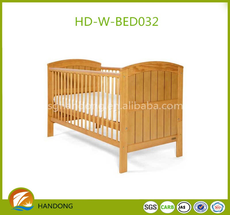 Hot sale cheap bed new baby bed Wooden furniture baby bed