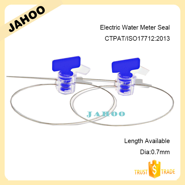 CTPAT Lead Seals for Water Meter Lock Value, Metal Safety Seal