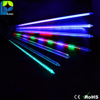Xmas decoration LED Snow fall tube with snowing effects