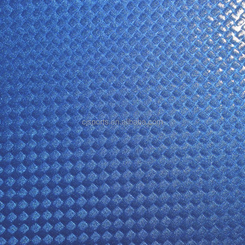 China factory artificial PU synthetic leather for soccer ball football