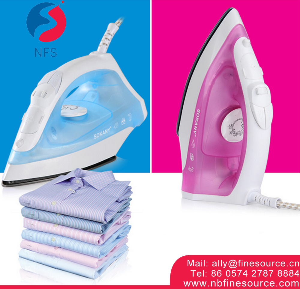Portable Handy Wholesale Energy Saving Adjustable Thermostat Electric Steam Iron