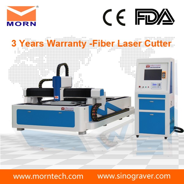 500w small carbon fiber laser metal cutting machine price