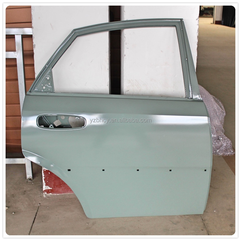 hot selling auto parts accessories DAEWOO NUBIRA car front rear door with big handle 5491690/5491691/9025008/9025009