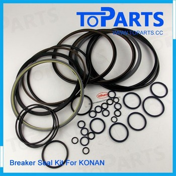 MKB2100V MKB2500 Hydraulic Breaker Seal kit For KONAN MKB2500 Hydraulic Hammer Seal Kit MKB-2500 Breaker seal kit