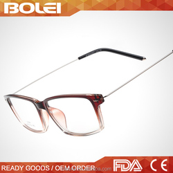 Promotion injection optical frame