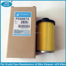 cartridge fuel filter water separator P550674