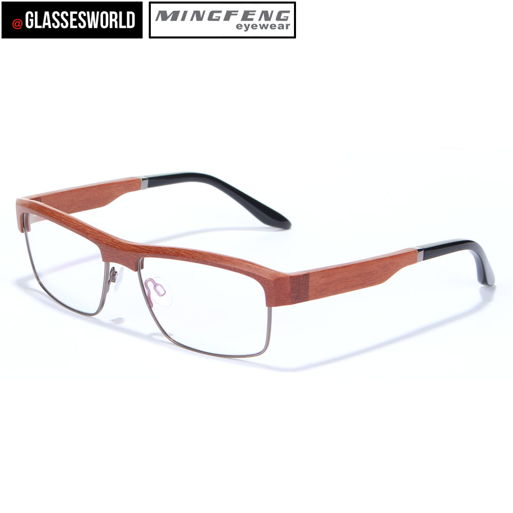 Custom Wooded Frame Glasses wholesale Made in China Factory FW944