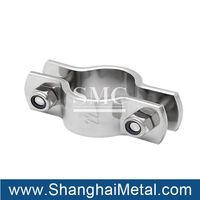 brass pipe clamp and high temp pipe clamp