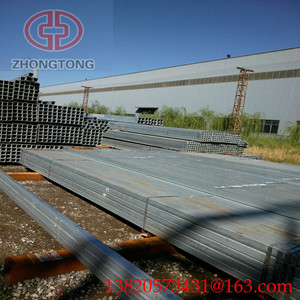 Tianjin zhongtong ASTM A53 steel pipe supplier/steel pipe astm a160/furniture black steel pipe