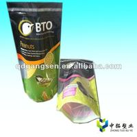 bird food cheap clear plastic zipper bag manufacture