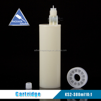 KS-2 380ml 10:1 Packing Silicon Adhesive Two Component Cartridge