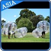 1.5m Transparent TPU Bubble Soccer/ Bubble Football Ball For Adults