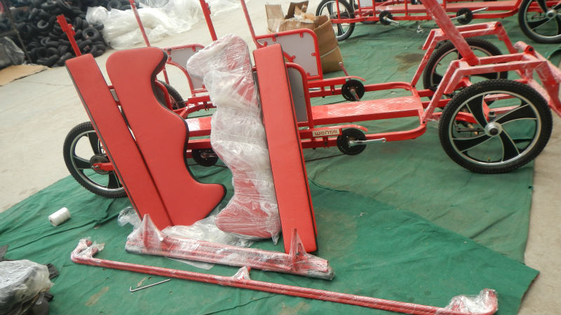 high quality pedal go kart surrey bikeF5160
