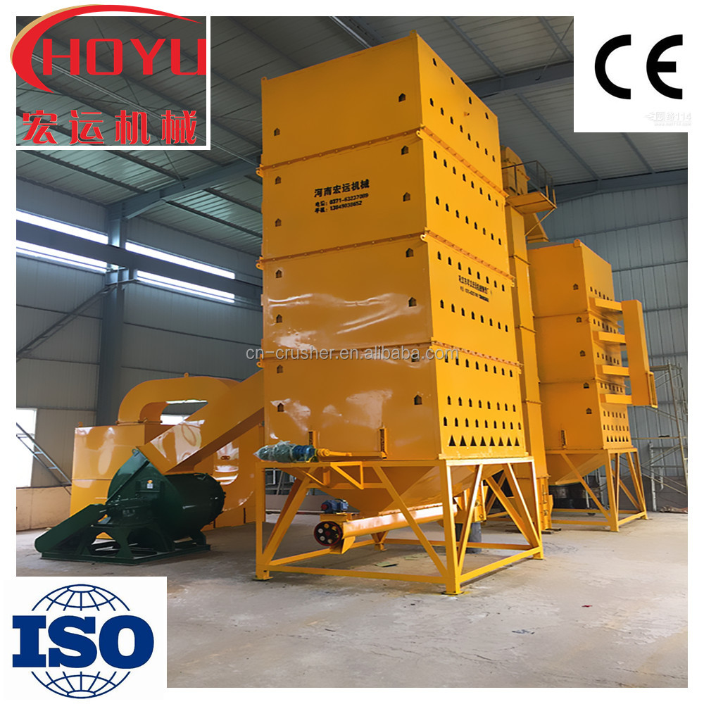 New design grain crops rice husk tower drying equipment price in Canada