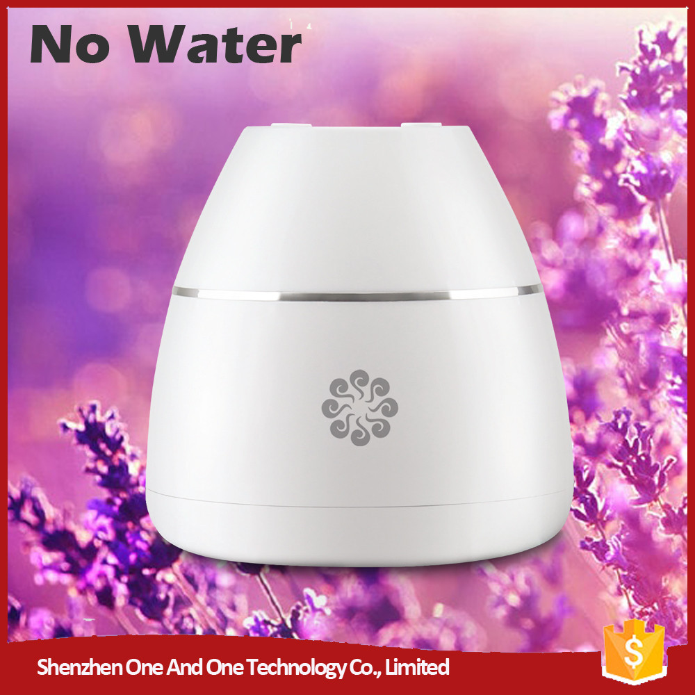 Atomization Waterless Aroma Diffuser USB Recharge Nebulizer For Essential Oils