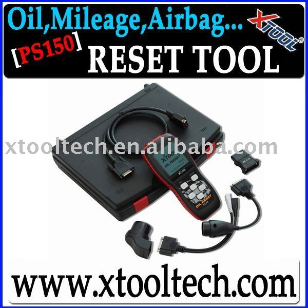 [Xtool] Oil Light Reset PS150 Airbag Universal Oil Tool