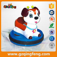 Commercial Street Electric Mimi car Animal battery Car Dog kids bumper car sale for