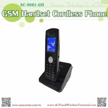 SC-9081-GH Bluetooth headset with single sim slot GSM Fixed wireless phone cordless