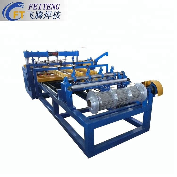 Best price CE welded wire mesh panel machine for welded wire fence panels