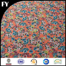 Digital printed 100 ombre silk chiffon fabric by China factory