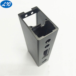 Precision cnc machining service china manufacturer supply sigelei replacement electronic cigarette metal enclosures parts