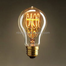 E27 40W edison bulb for dinner or coffee decor vintage bulb A19 retro lamp
