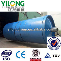 high oil yield with low cost of tire recycling pyrolysis plant