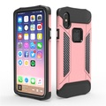 High Quality Knight TPU+PC Armor Phone Case For iPhone X, For iPhone X Armor Case Wholesale