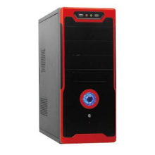 Full tower cheap best computer ATX case in China with 300W PSU for office using