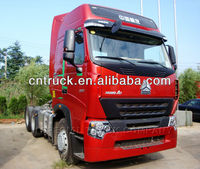 HOWO A7 R C tractor truck