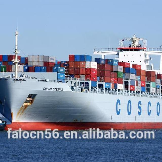Best price of Professional Tunisia sea shipping from Shenzhen china skype vic-yongfu