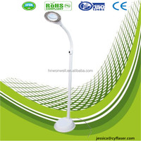 magnifying glass lamp / Cold Light Magnifying Glass / Magnifying Glass lamp with stand Spa Beauty