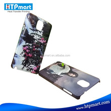 Polymer Sublimation Phone Case for Samsung Galaxy Note3 , Fast Delivery