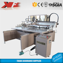 stainless steel screen printer with moving table