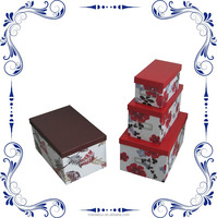 Food Grade Beautiful Design Paper Box