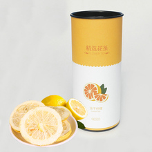 Freeshipping beautiful package slimming dried lemon <strong>tea</strong>
