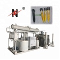 Waste crude oil refinery plant black oil distillation plant