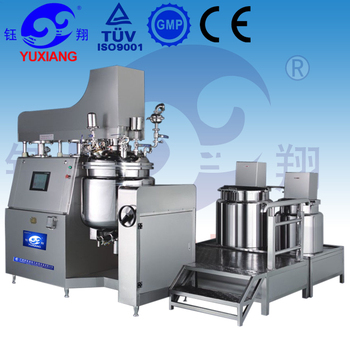 New Design RHJ-A 100L cosmetic facial cream making machine
