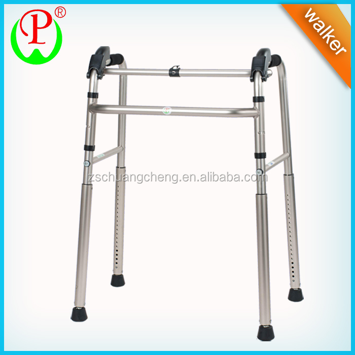 Durable medical walker manufacturer in China with the functional of climbing