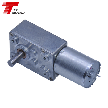 TWG3246-370CA 32mm mini worm gearbox motor dc 6v