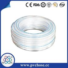 seamless pipe 3-5Years warranty transparent high temperature rigid transparent pvc tube