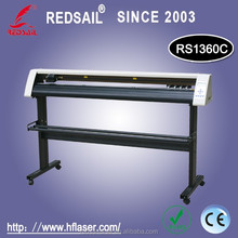 Redsail cutting plotter high speed RS1360C with reasonable price and reliable quality form China